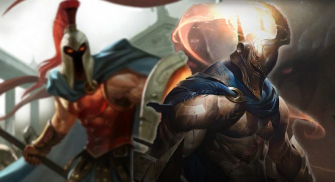 Riot Games releases Pantheon rework update and abilities