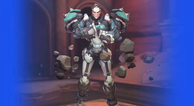 Overwatch's Sigma has players and fans shaking in fear and laughter