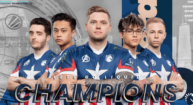 Team Liquid with six straight titles after IEM Chicago 2019