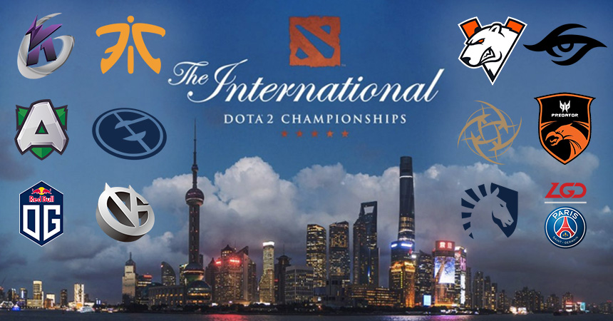 The down low on TI9's Dota Pro Circuit competitors