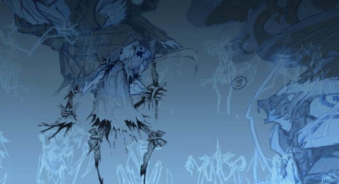 New developer update shows new Fiddlesticks and Volibear progress