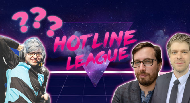 Sneaky responds to Hotline League opinions