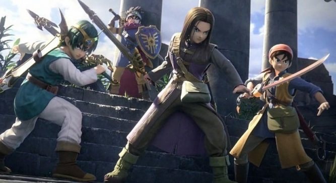 New Super Smash Bros character Dragon Quest's Hero released