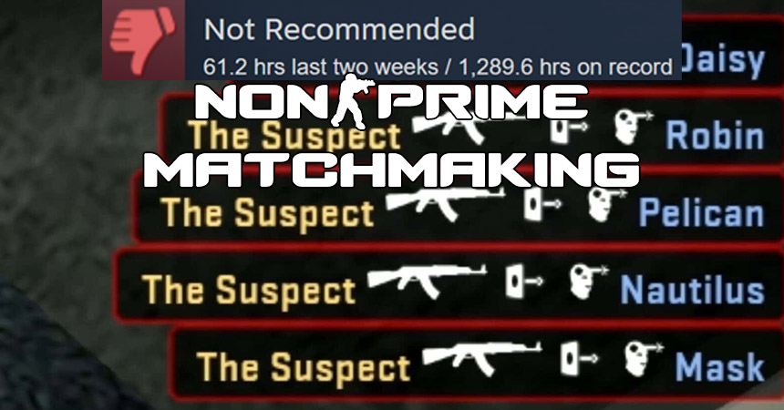 The Bane of Non-Prime Matchmaking