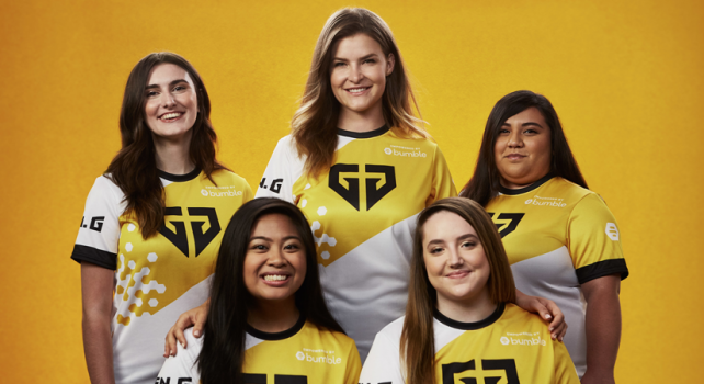 Gen.G partners with Bumble, signs all-female Fortnite team