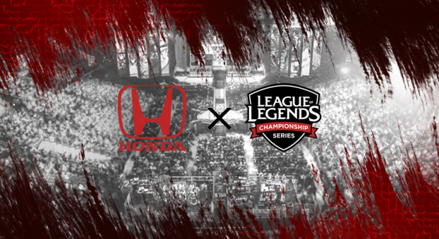 Riot Games Announces Exclusive Partnership with Honda