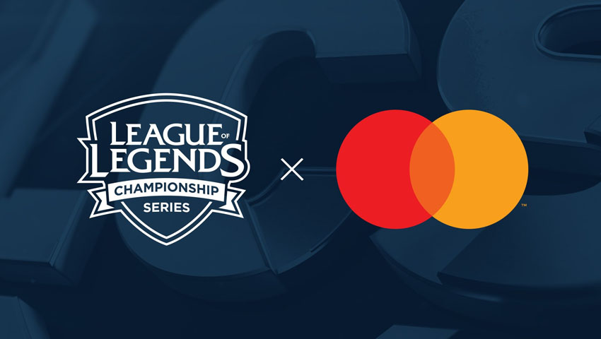 Mastercard partners with LCS for the Summer Finals