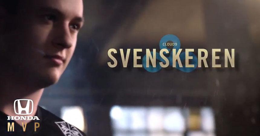 Svenskeren wins LCS Summer Split Honda MVP Award