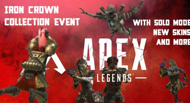 Pros, Cons, Thoughts on Apex's Solos and Iron Crown Event
