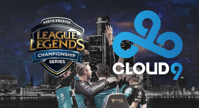 C9 defeats CLG in LCS Summer Playoffs Semifinals