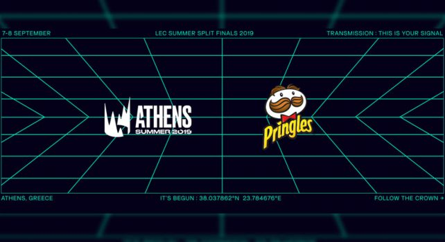 LEC and Pringles Partner Up for the European Summer Finals