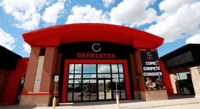 Geekletes is the first black-owned esports gaming facility in Texas