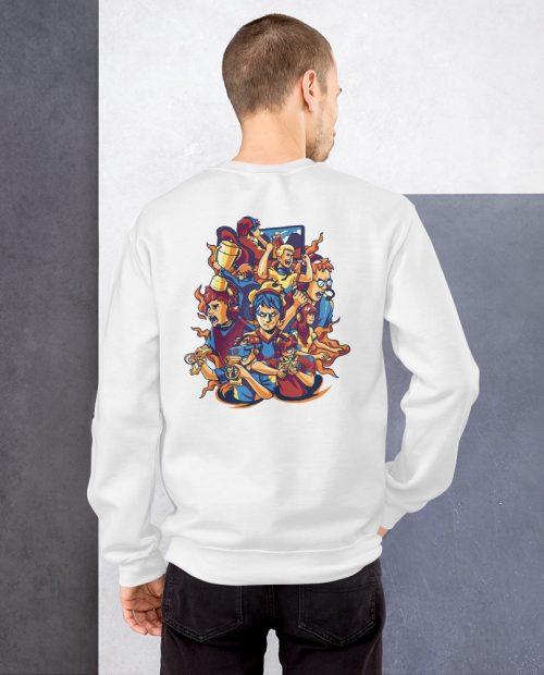 Overcome Sweatshirt