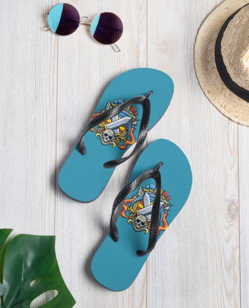 Blue Side Sandies