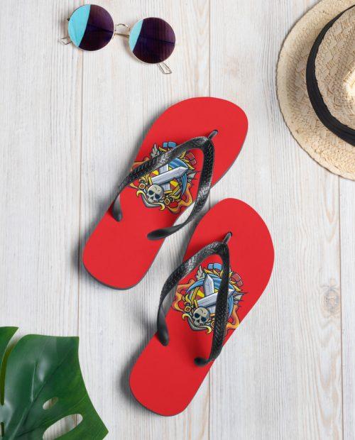 Red Side Sandies
