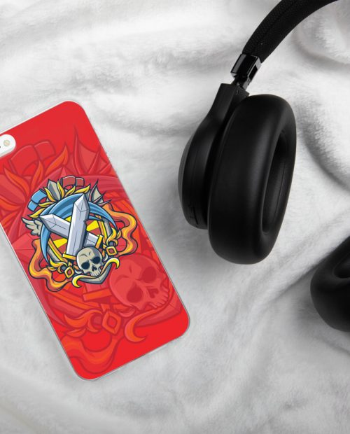 Pick a Side iPhone Case