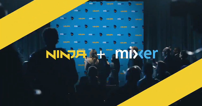 Ninja leaves Twitch for Microsoft's Mixer