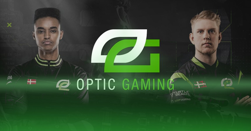 Cajunb will replace refrezh on OpTic Gaming's CSGO roster