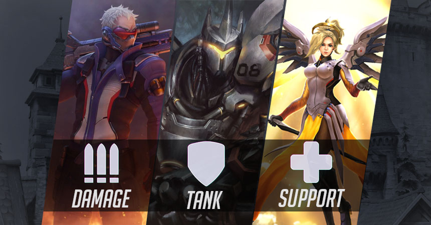 2-2-2 Role Queue, Sigma and hero changes now live in Overwatch