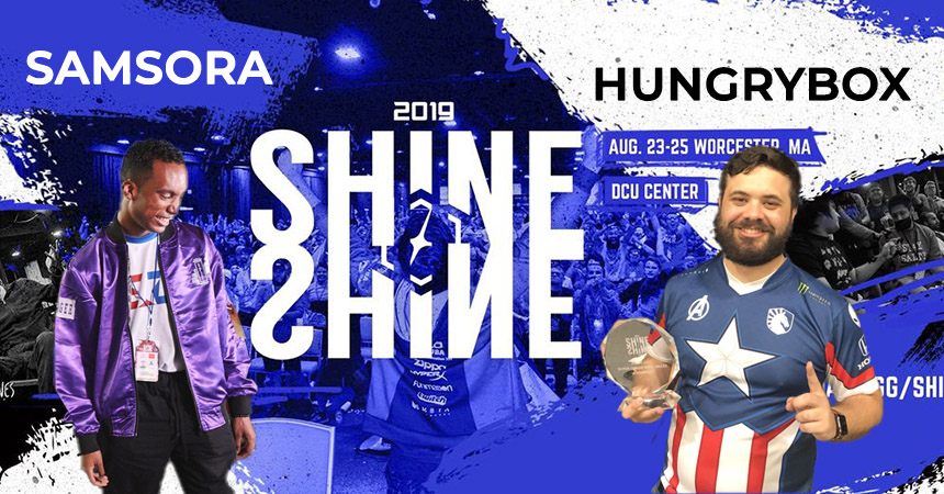 Samsora, Hungrybox lift gold at Shine 2019
