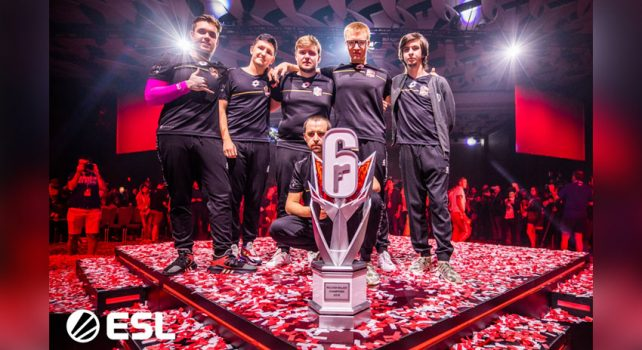 Team Empire upsets G2 Esports to win Rainbow 6 Raleigh Major