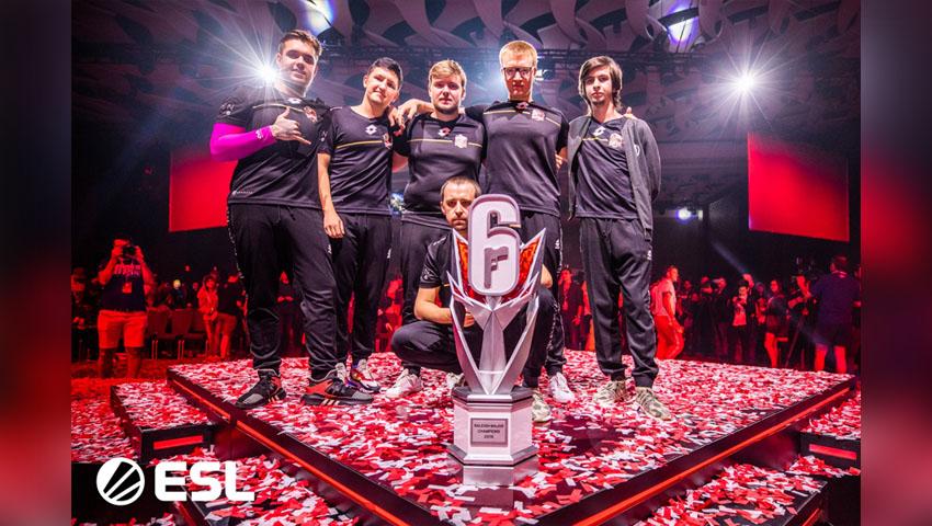 Team Empire upsets G2 Esports to win Rainbow 6 Raleigh Major
