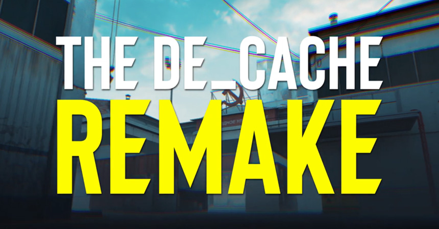 New Cache Rework Ready for ESL One