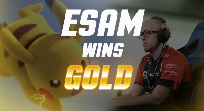 ESAM wins his first Smash Ultimate major at Glitch 7