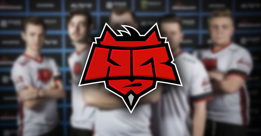 HellRaisers Move Entire CSGO Roster to Bench