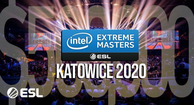 CS:GO with a half-million in IEM Katowice 2019