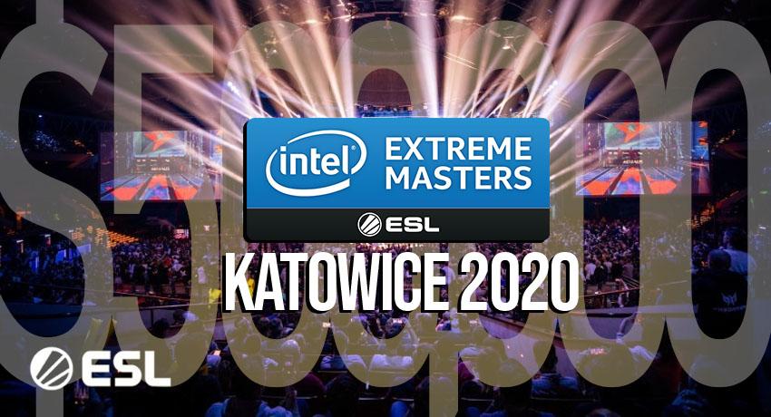 CS:GO with a half-million in IEM Katowice 2020