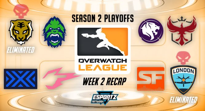 OWL Playoffs Week 2 Recap: Who came out on top?