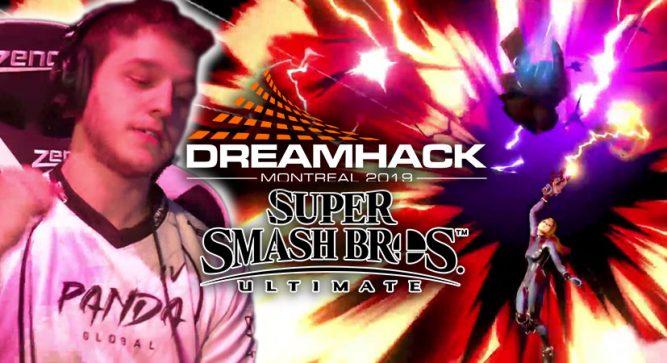 Smash Bros DreamHack Montreal: Marss wins Ultimate, Hungrybox wins Melee