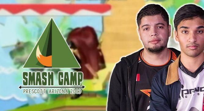 What did Zain do at Smash Camp?