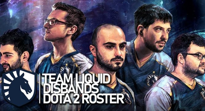 Dota 2: Team Liquid disbands to form their own team