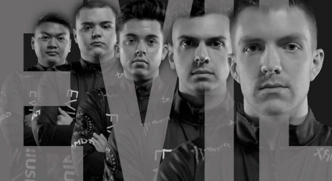 CS:GO Evil Geniuses sign NRG roster