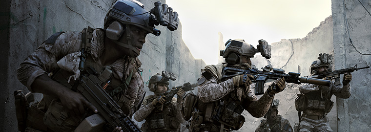 Modern Warfare reboot – fresh changes to the franchise