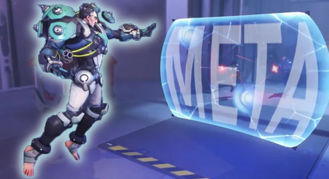 Overwatch patch 1.41: Sigma nerfed, Dive buffed