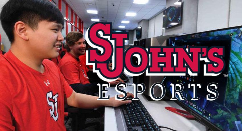 A tour into the future of collegiate esports