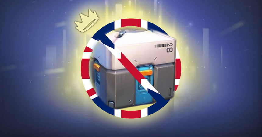 British MPs state loot boxes should be banned