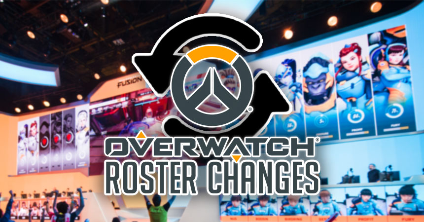 All OWL 2020 Off-Season Roster Changes