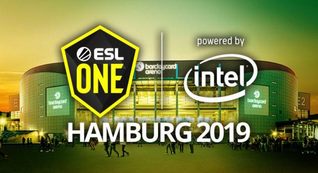 A guide to DOTA 2's ESL One Hamburg 2019