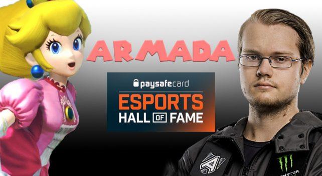 Behind esports' newest Hall of Fame inductee: Armada