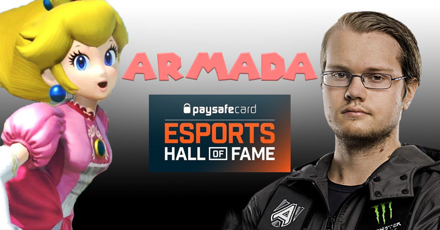 Behind esports' newest Hall of Fame inductee: Armada