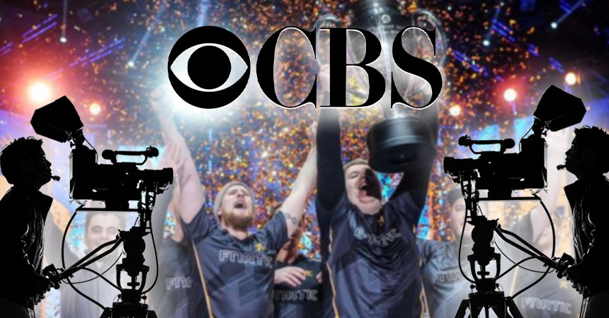 CBS and Rick Fox produce esports sitcom