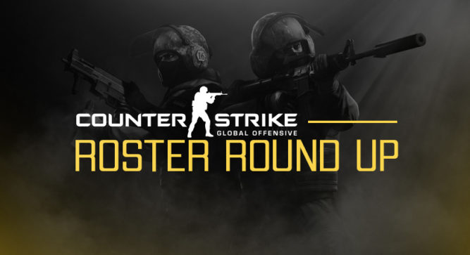 CS:GO Roster Round Up post DreamHack Malmo