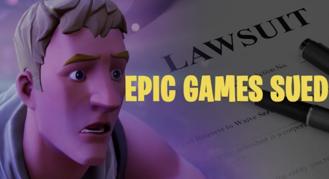 """Canadian couple sues Epic Games for making Fortnite """"addicting"""""""