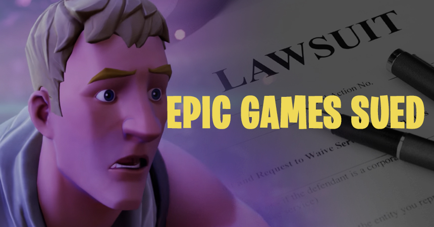 "Canadian couple sues Epic Games for making Fortnite ""addicting"""