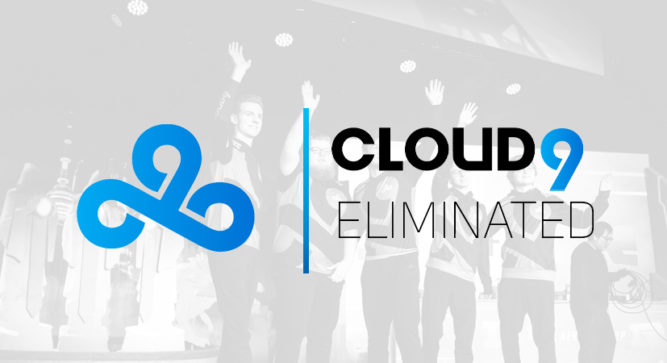 Cloud9 eliminated from the Worlds Group Stage for the first time since 2015