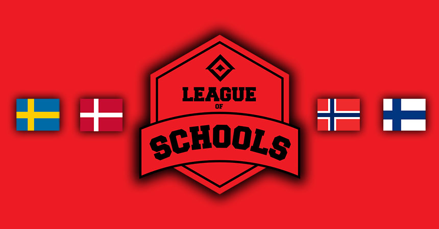 DreamHack announce signups for League of Schools
